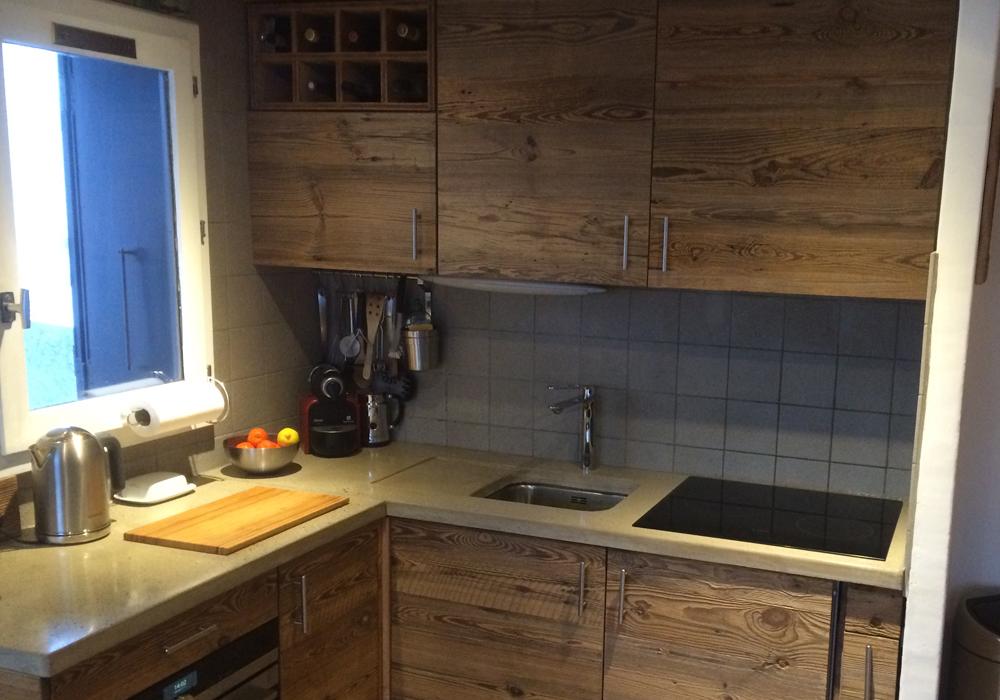 Bespoke Kitchens Chamonix
