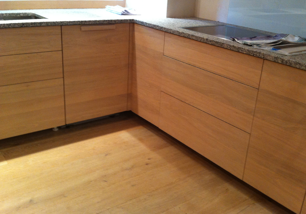 Bespoke Kitchens Worktops Chamonix