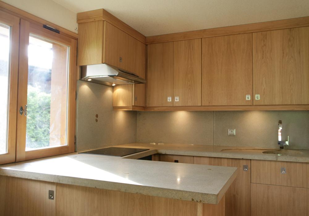 Kitchen Design Chamonix