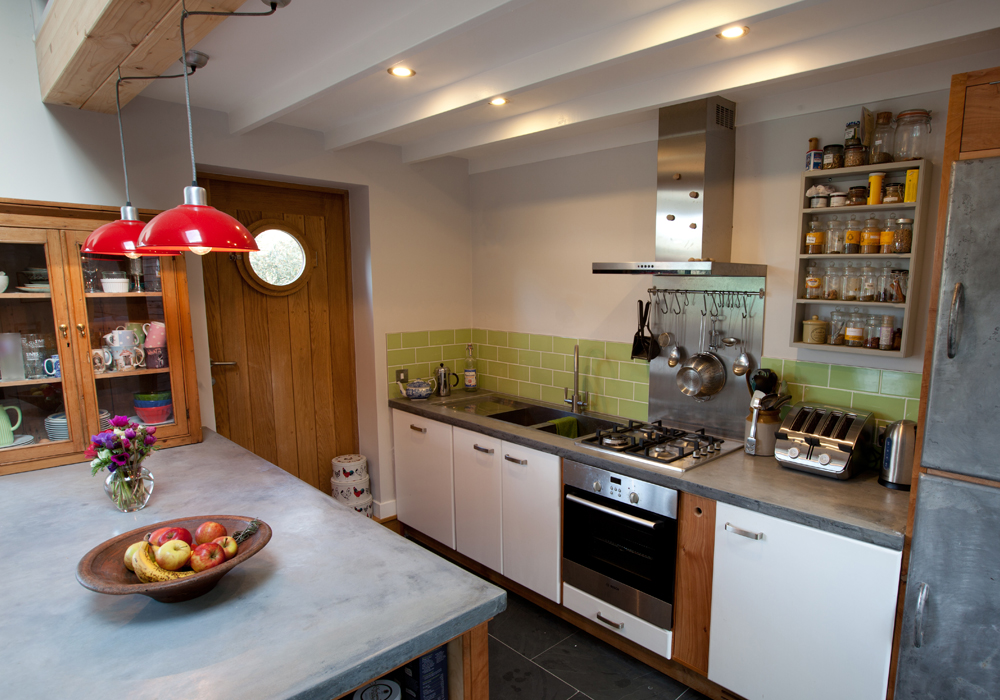 Kitchen Installation Chamonix