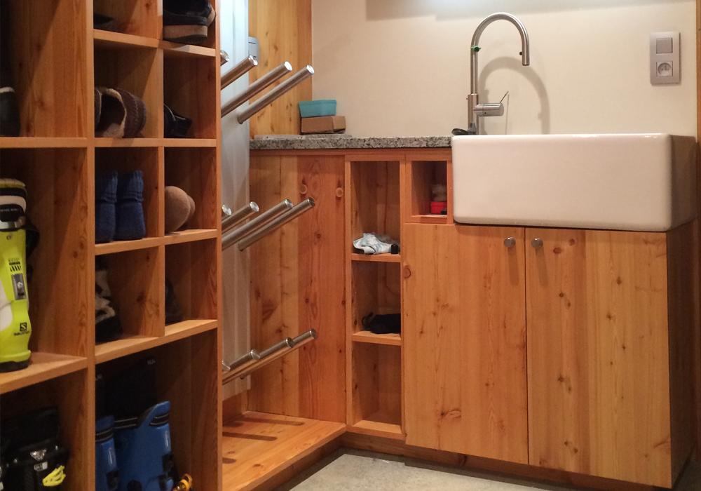Cabinet Design Chamonix