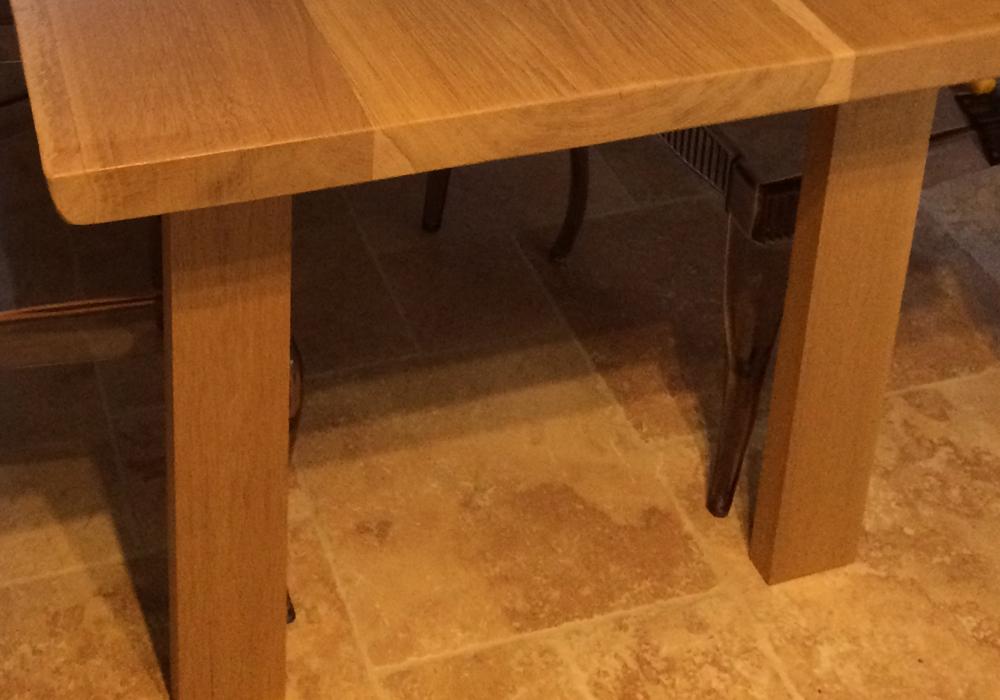 Custom Tables Chamonix