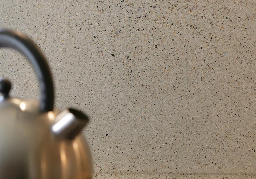 Concrete Splash-backs Chamonix